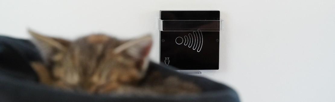 Czytnik kontroli dostępu NFC